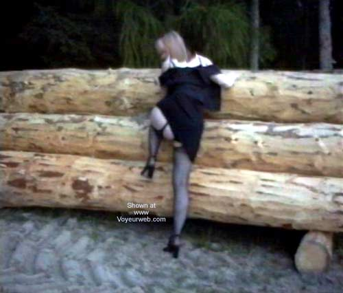 Pic #7 - Vero in The Wood 1