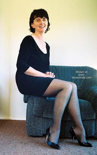 Pic #1 - Liz in Winter