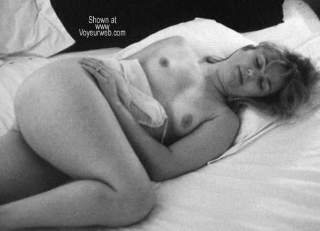 Pic #5 - Wife Debra B/W #1