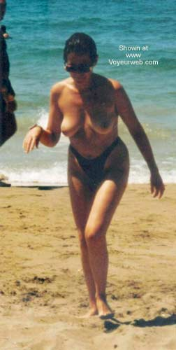 Pic #2 - Red Bikini 2