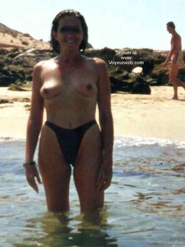 Pic #5 - Red Bikini 2