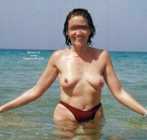 Pic #6 - Red Bikini 2