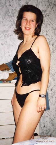 Pic #2 - Meine Frau Petra mit 20