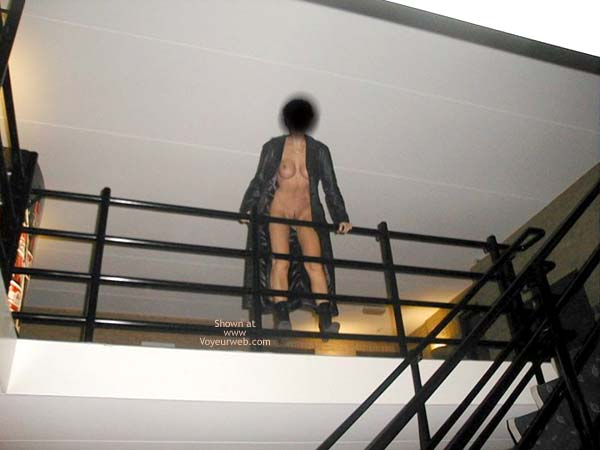 Pic #5 - Monique Walk Around in a Motel
