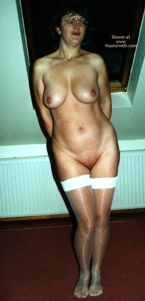 Pic #2 - White Stockings
