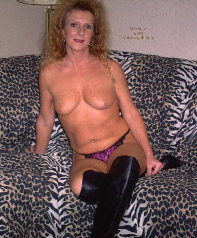 Pic #3 - Puss N Boots For You