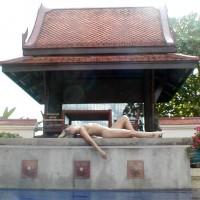 Bula Girl'S 1st Contri Thailand Bound!