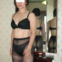 *SN Japanese Beautiful Wife in Pantyhose