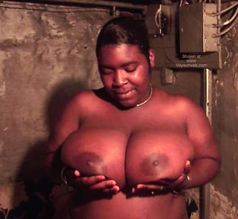 Pic #3 - Anyone Miss Hugs Black Tits