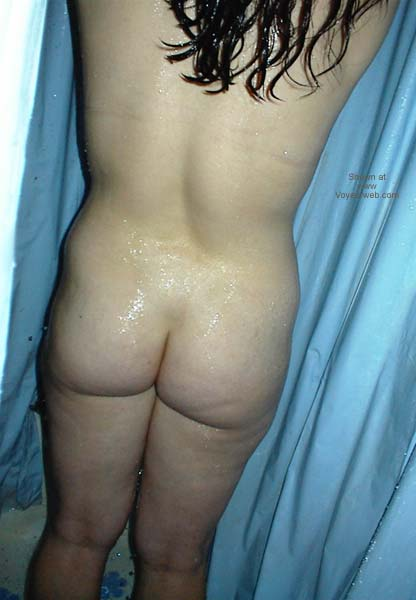 Pic #2 - My Shy Wife in Shower