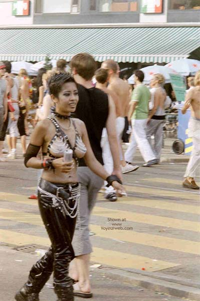 Pic #1 - Streetparade 2003 Zurich