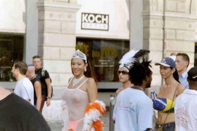 Pic #6 - Streetparade 2003 Zurich