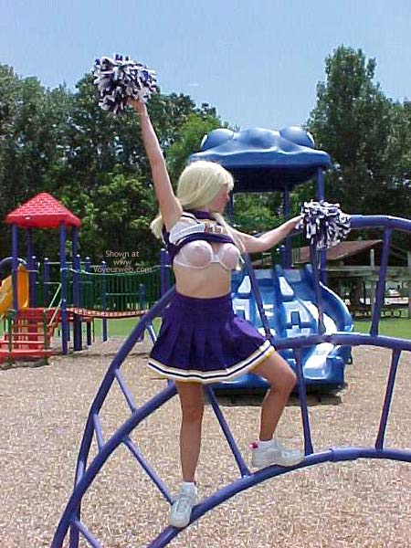 Pic #3 - *Un Bunnie The Cheerleader First Timer