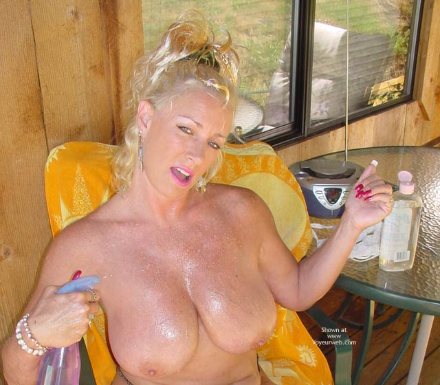 Pic #8 - Ashley'S Hot Oily Summer!
