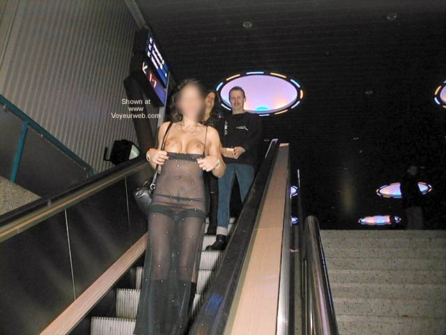 Pic #6 - Monique to the Kama Sutra Exhibition in Amsterdam 2