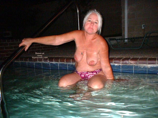 Pic #1 - Tammy Having Fun At The Pool