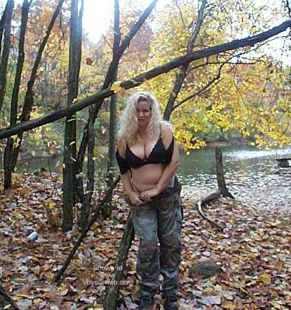 Pic #6 - Out For a Walk in The Woods