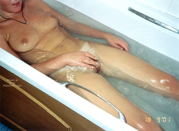 Pic #4 - Playing in The Bath!!!