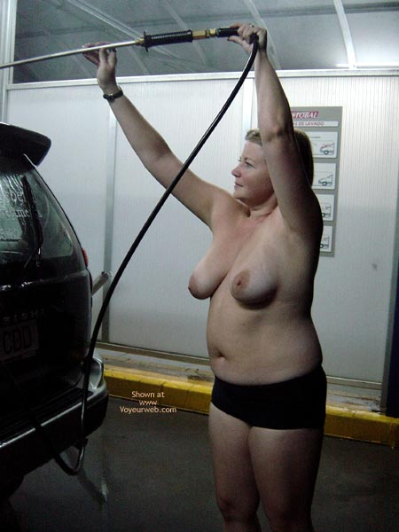 Pic #1 - Naked Car Washer For Hire Cont