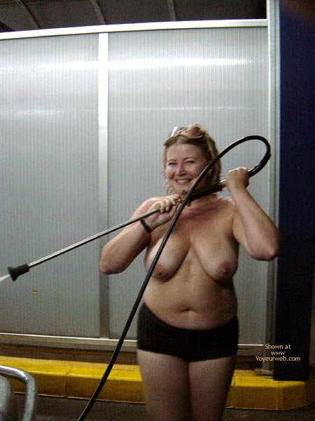 Pic #4 - Naked Car Washer For Hire Cont