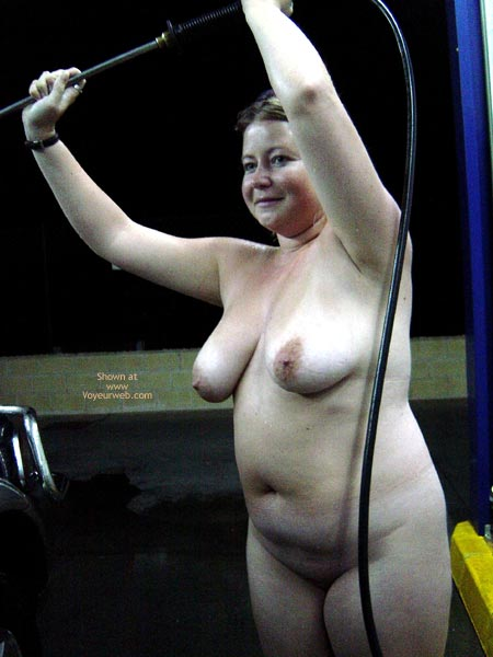 Pic #5 - Naked Car Washer For Hire Cont