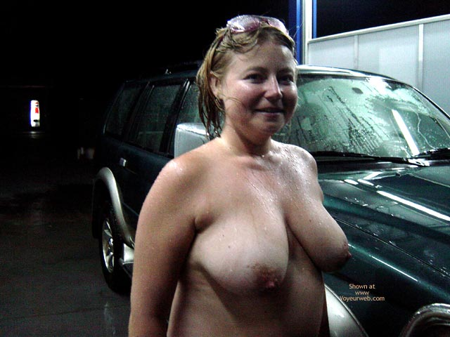 Pic #6 - Naked Car Washer For Hire Cont
