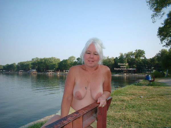 Pic #3 - Tammy At The Lake