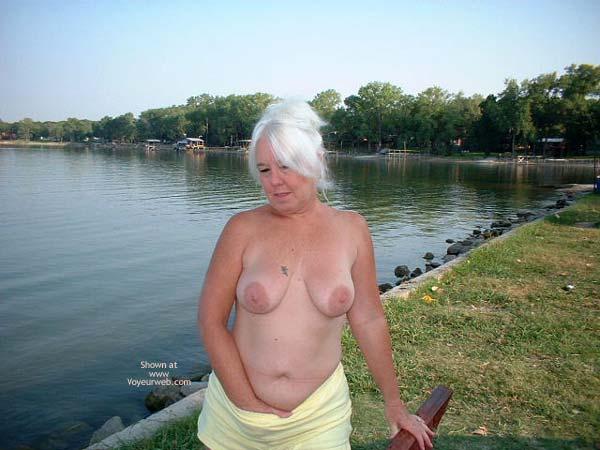 Pic #4 - Tammy At The Lake