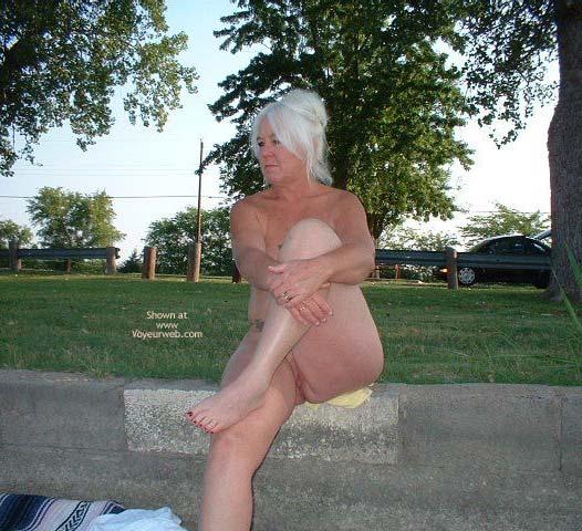 Pic #8 - Tammy At The Lake