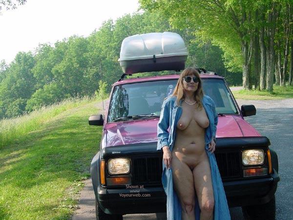 Pic #1 - Purple Patty'S Jeep Needs Gas