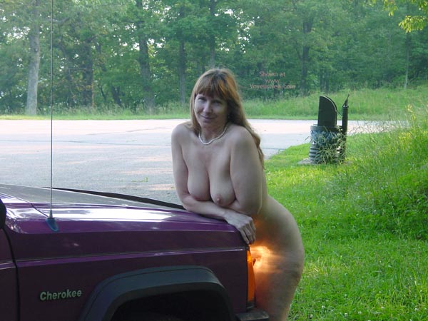 Pic #2 - Purple Patty'S Jeep Needs Gas