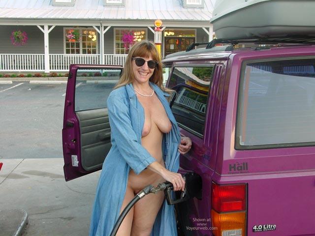 Pic #3 - Purple Patty'S Jeep Needs Gas
