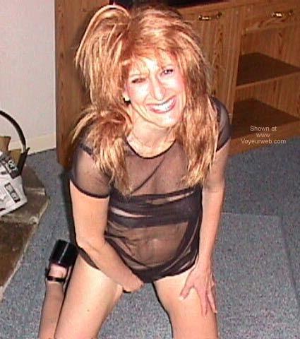 Pic #10 - Toni in Black