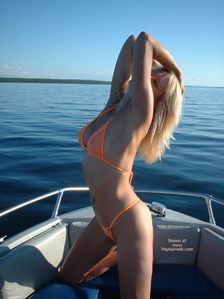 Pic #1 - Nikkie On The Boat