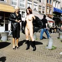 *GG Greta and Lisa Nude On Niewmarket