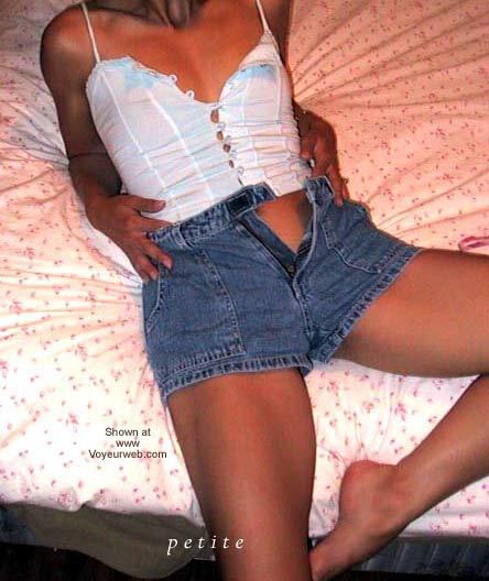 Pic #2 - Petite Jean Shorts