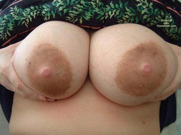 Pic #5 - Gf Prego Nipples
