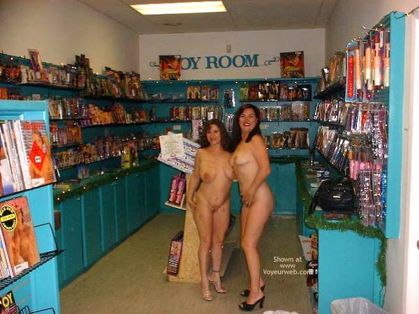 Pic #2 - *GG Teaser & Mercedes @ The Adult Book Store