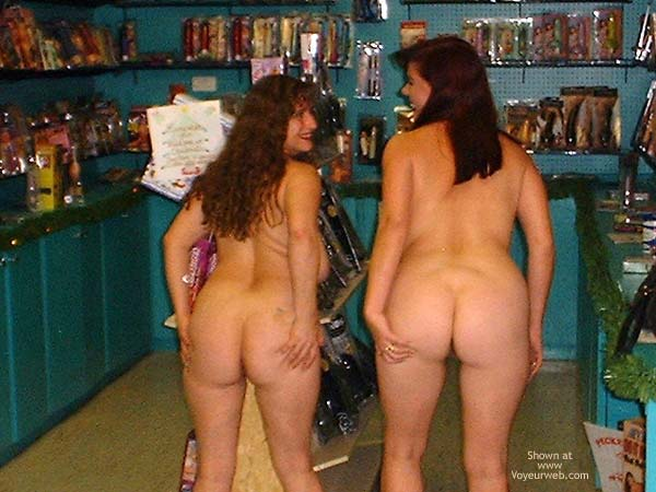 Pic #3 - *GG Teaser & Mercedes @ The Adult Book Store