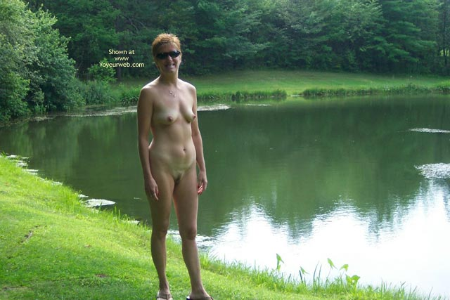 Pic #2 - Mr Toms Lil Girl Naked Camping