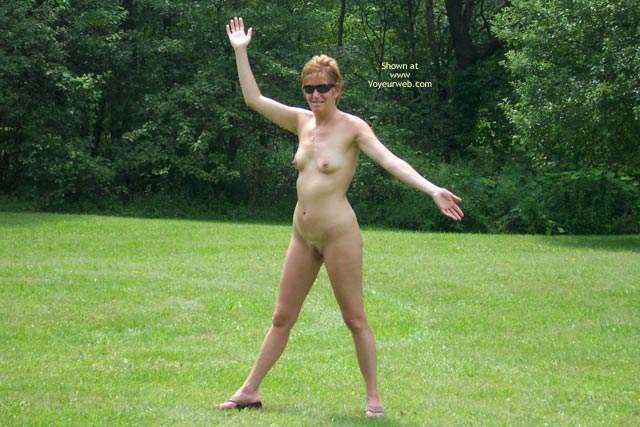 Pic #5 - Mr Toms Lil Girl Naked Camping