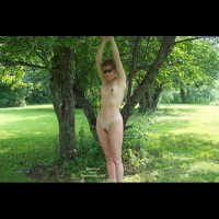 Mr Toms Lil Girl Naked Camping