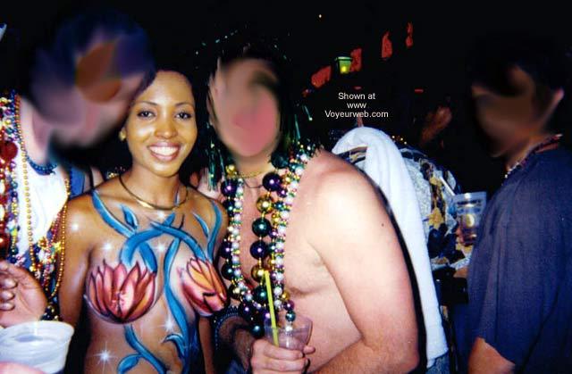 Pic #3 - Fantasy Fest 2001