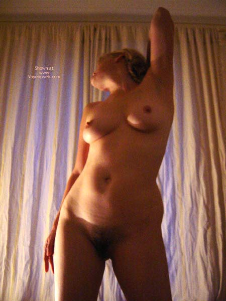 Pic #6 - Blonde Swedish Wife Shows All