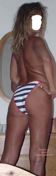 Pic #2 - Nice Tan is Shy