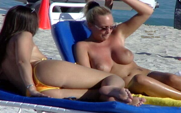 Pic #1 - Topless Beach Party