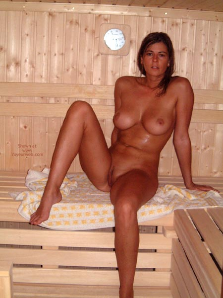 Pic #9 - Beauty In The Sauna
