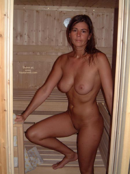 Pic #10 - Beauty In The Sauna