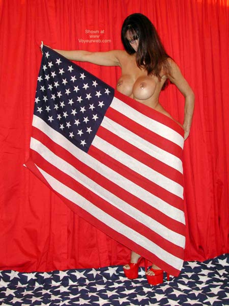 Pic #5 - *YO Isabella Salutes The Troops *1*