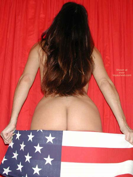 Pic #1 - *YO Isabella Salutes The Troops *2*